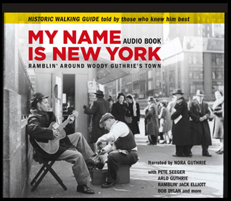 Woody Guthrie's Time in New York Examined with New Box Set