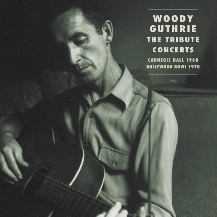 Various  Woody Guthrie: The Tribute Concerts
