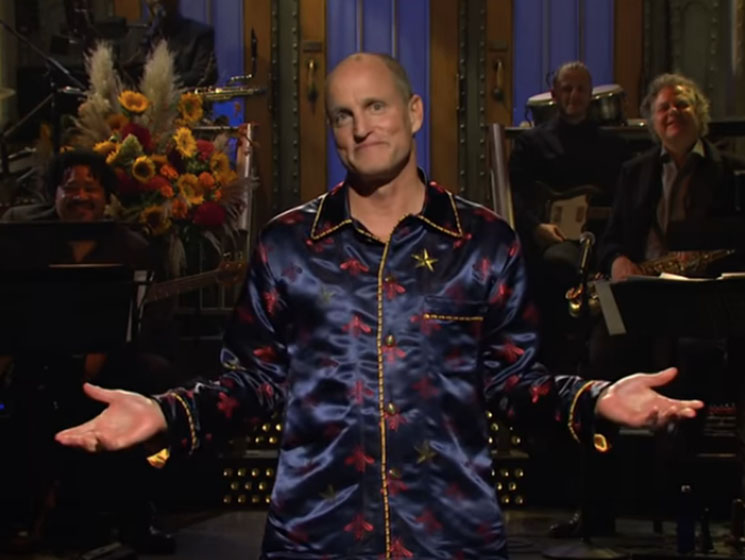 Saturday Night Live: Woody Harrelson & Billie Eilish September 28, 2019