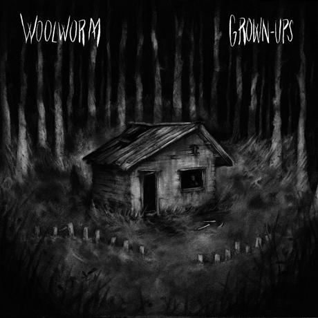 Woolworm / Grown-Ups Split 7-inch