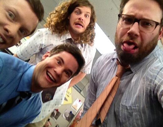 Seth Rogen Teams Up with the 'Workaholics' Boys for New Action Comedy