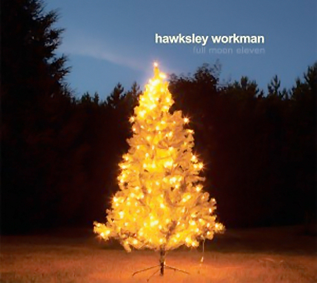 Hawksley Workman Revisits 'Almost a Full Moon' for New Christmas LP