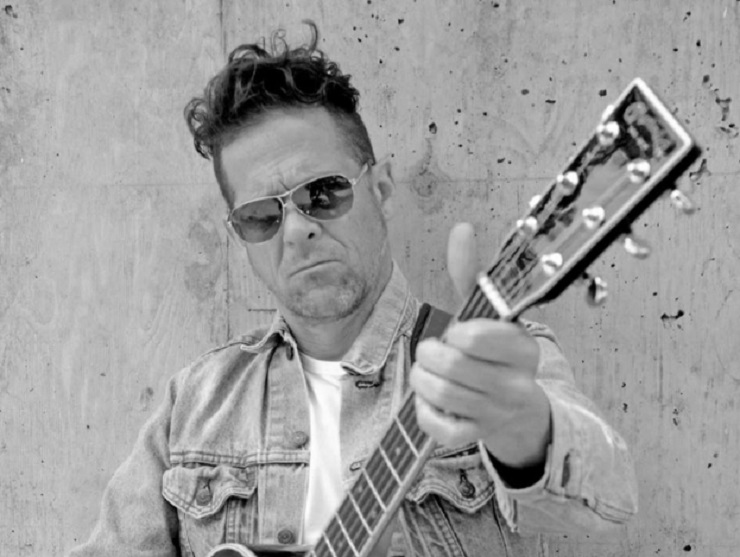 Jason Newsted Goes '(Mostly) Acoustic' with Would and Steal Project