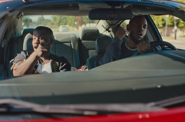 "Jay Rock and Kendrick Lamar Cruise the Streets in Their ""Wow Freestyle"" Video"