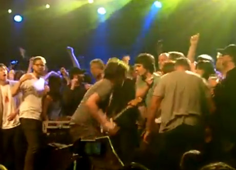 Wolf Parade 'Knockin' on Heaven's Door' (live at the Commodore Ballroom)