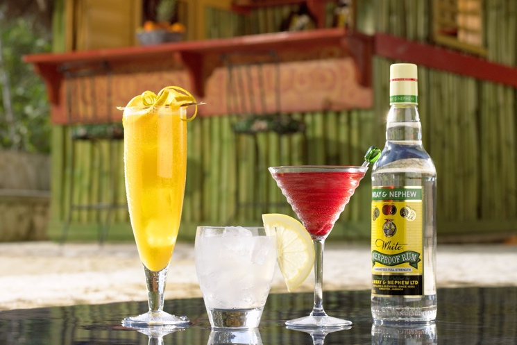 Relive Summer with Wray & Nephew's Cocktail Party Playlist
