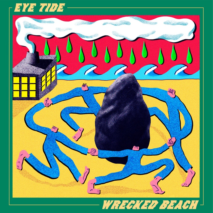 Wrecked Beach's 'Eye Tide' Is a Fitting Soundtrack for Vancouver's Clothing-Optional Party Spot
