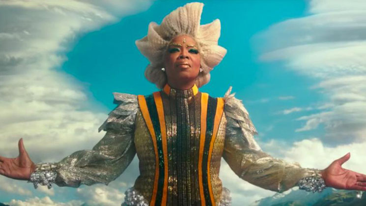 A Wrinkle In Time Directed by Ava DuVernay