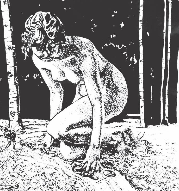 WTCHS 'She Walks, She Creeps' (album stream)