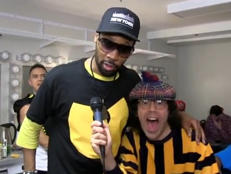 Nardwuar the Human Serviette vs. the Wu-Tang Clan