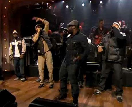 "Wu-Tang Clan ""Protect Ya Neck"" (live on 'Fallon')"