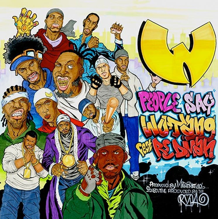"Wu-Tang Clan Return with ""People Say"""