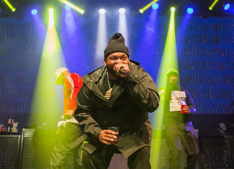 Wu-Tang Clan Rebel, Toronto ON, September 30