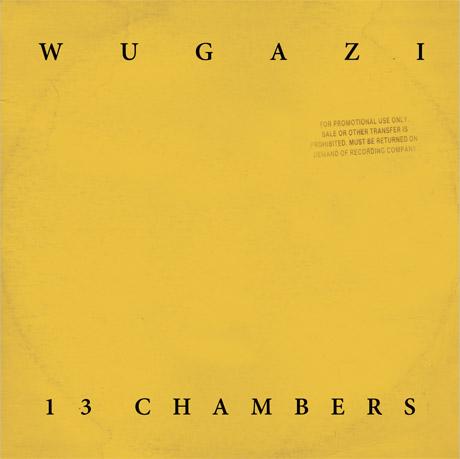 Wugazi '13 Chambers' mixtape