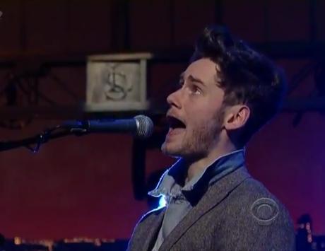 """WU LYF """"Heavy Pop"""" (live on 'Letterman')"""
