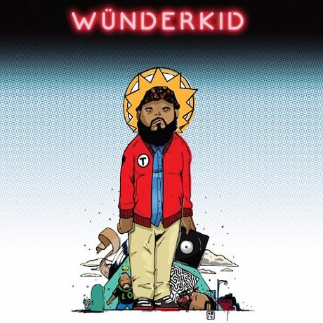 Thelonious Martin 'Wünderkid' (mixtape)