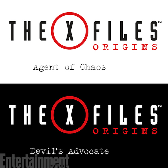 Teenaged Mulder and Scully to Be Explored in 'X-Files Origins' Novel Series