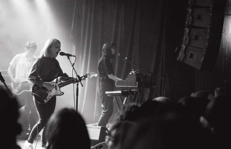 Alvvays Club One, St. John's NL, May 23