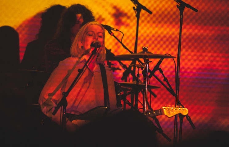 Alvvays The Studio, Hamilton ON, November 20