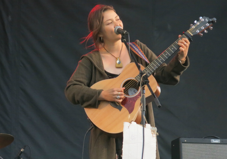 ​Annie Sumi Canvas Cabaret Stage, Sudbury ON, July 7