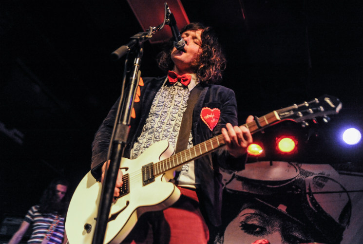 Beach Slang Lee's Palace, Toronto ON, September 14