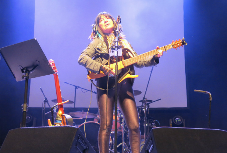 ​Buffy Sainte-Marie Main Stage, Sudbury ON, July 6
