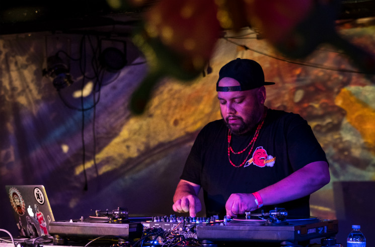 ​DJ Shub Camp Wavelength, Toronto ON, August 18