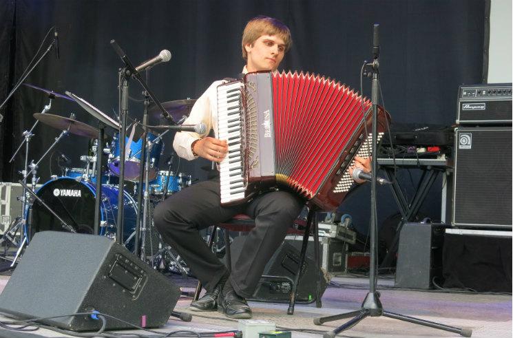 Emmanuel Gasser Main Stage, Sudbury ON, July 7