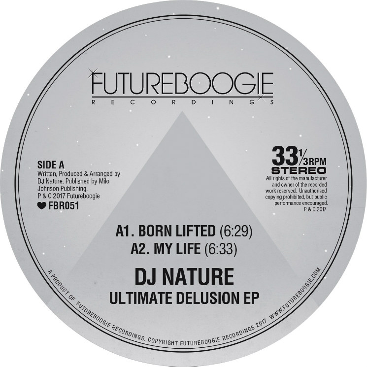 DJ Nature Ultimate Delusion EP