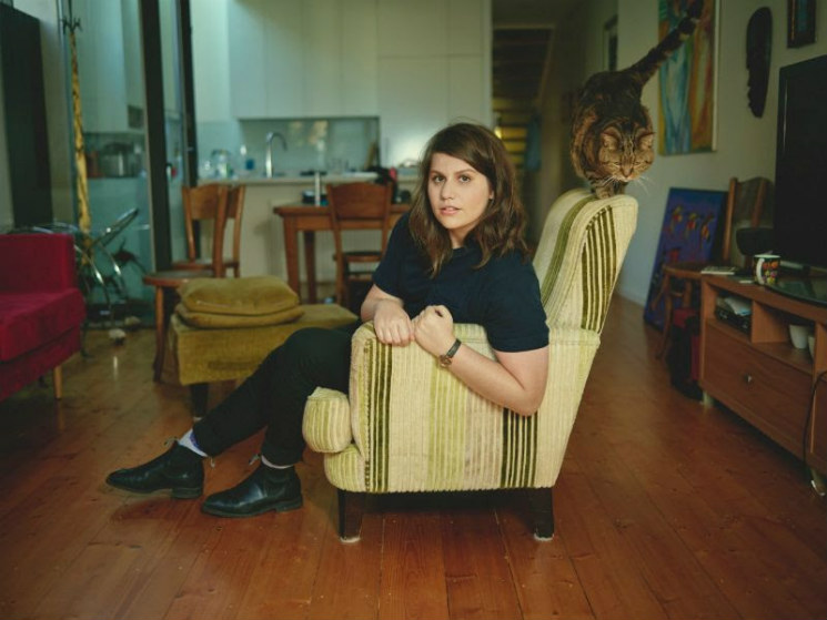 "Alex Lahey's New Album 'The Best of Luck Club' Is ""a Dive Bar"" Full of Supportive Strangers"
