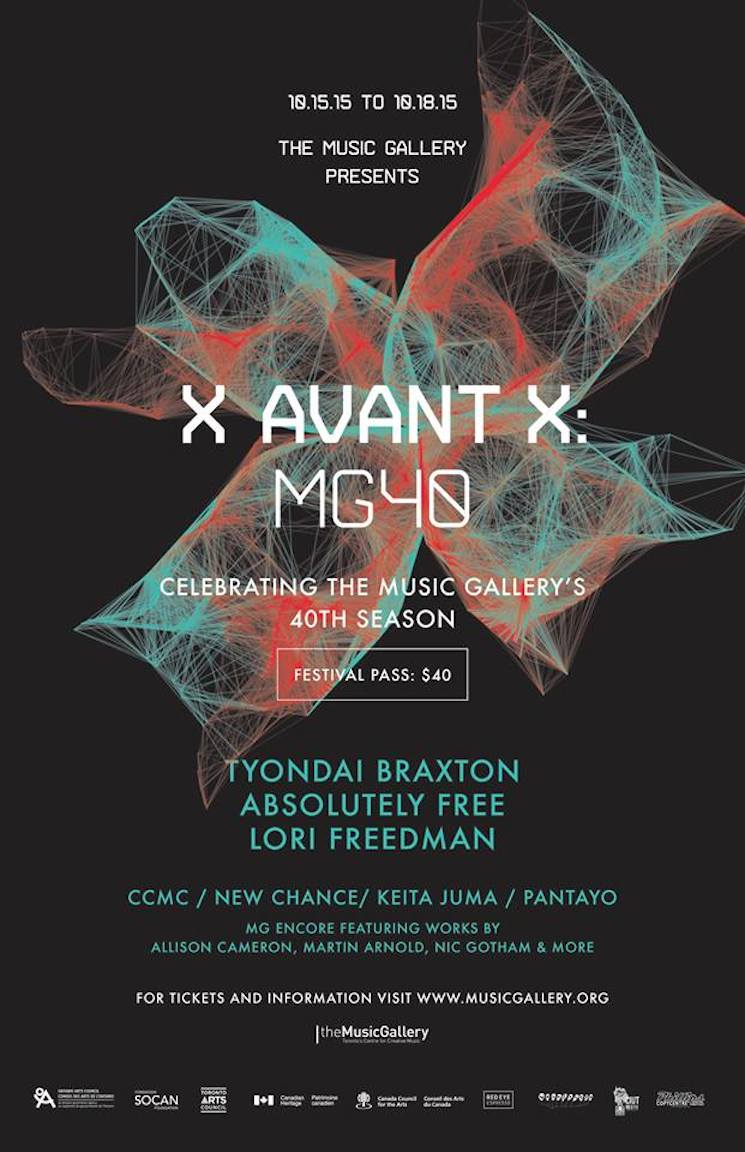 Toronto's X Avant New Music Festival Brings Out Tyondai Braxton, Absolutely Free