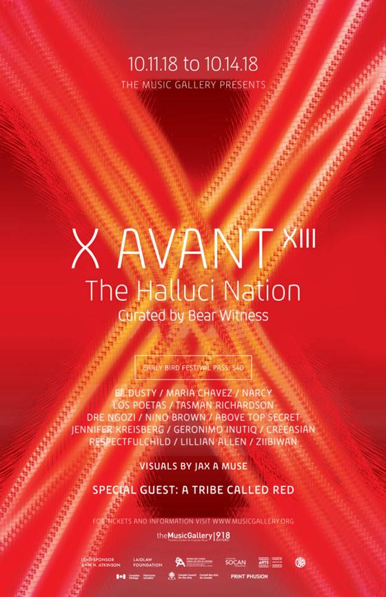 Toronto's X Avant Festival Announces 2018 Lineup
