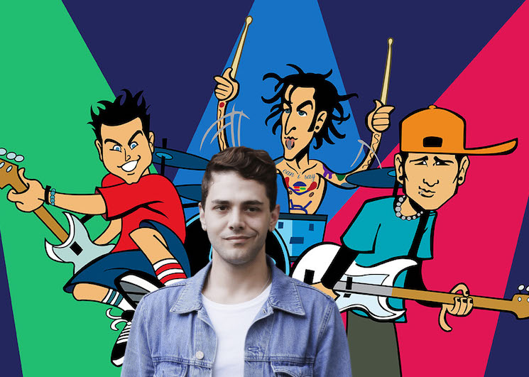 Xavier Dolan Says He Loves Blink-182