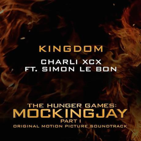 "Charli XCX ""Kingdom"" (ft. Duran Duran's Simon Le Bon)"