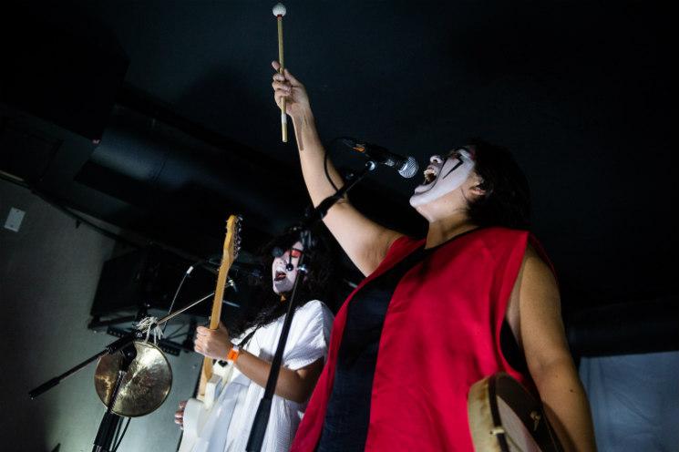 Yamantaka // Sonic Titan Festival de Musique Emergente, Rouyn-Noranda QC, September 1