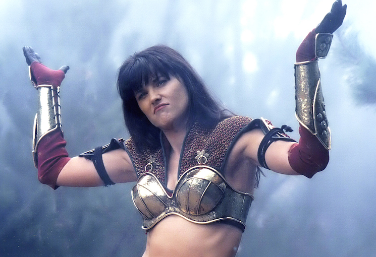 'Xena: Warrior Princess' Is Getting Rebooted at NBC