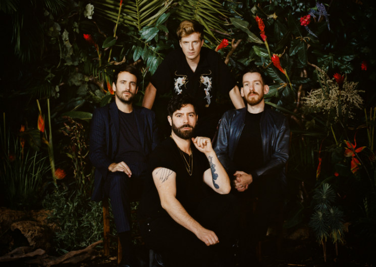 Foals Take On the World's Ills with New Album 'Everything Not Saved Will Be Lost – Part 1'