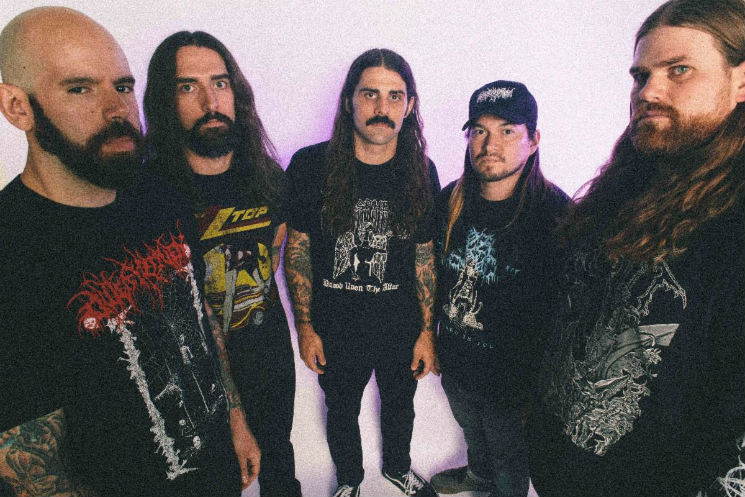 ​Gatecreeper Dig Deeper into the Heated Bedrock of Arizona — and Doom — on New Album 'Deserted'