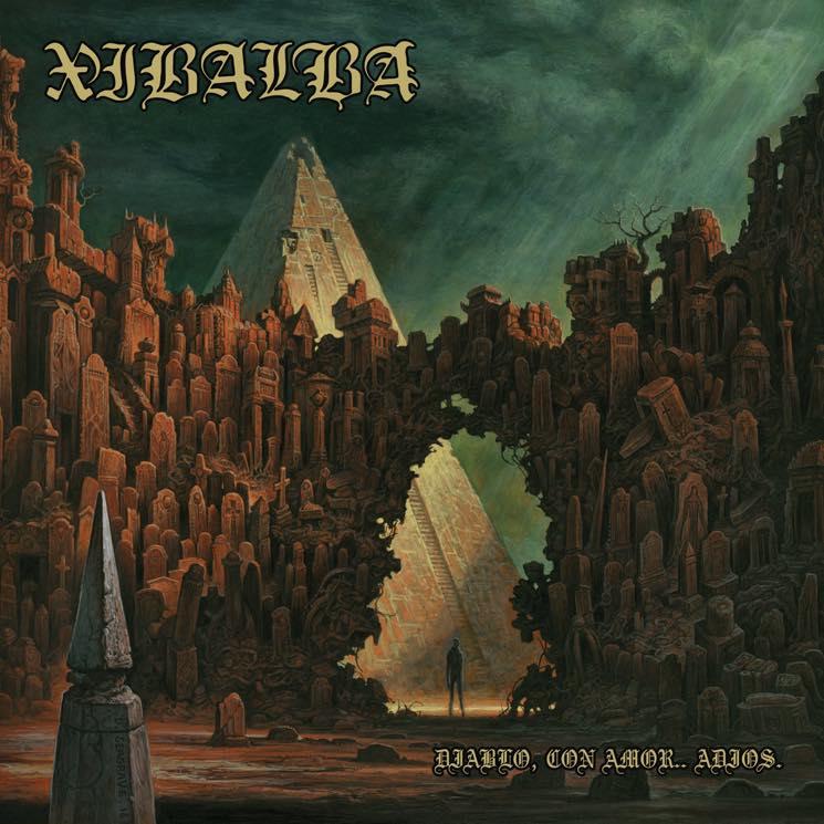 Xibalba Diablo, Con Amor…Adios