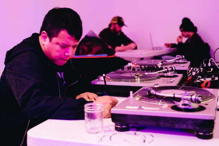 Kid Koala: Music to Draw To Lawnya Vawnya, St. John's NL, May 24