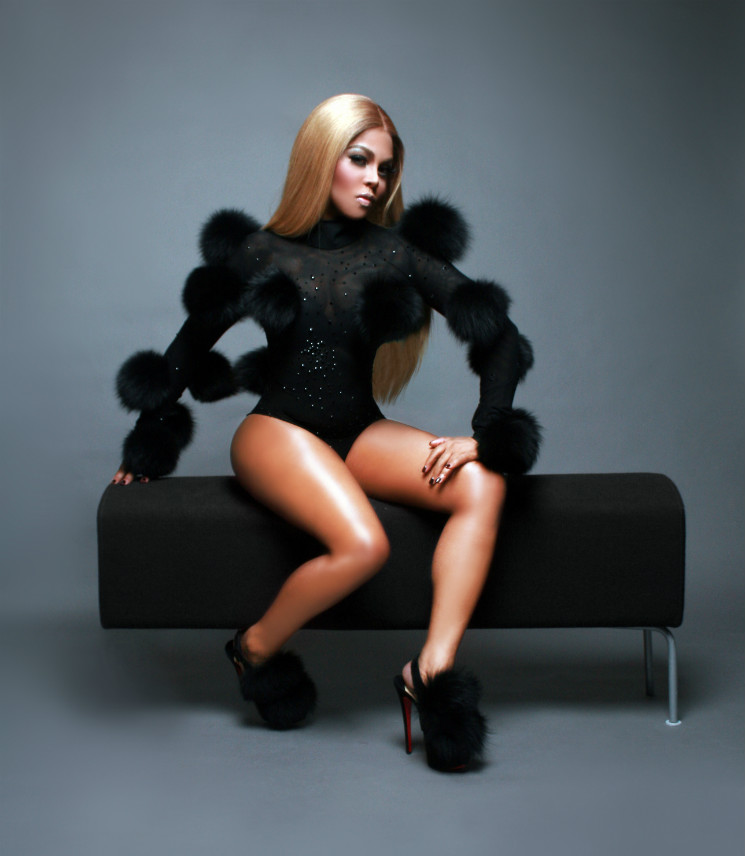 The Regal Life of Queen Bee Lil' Kim