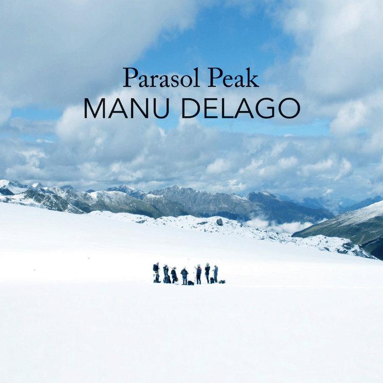 Manu Delago Parasol Peak