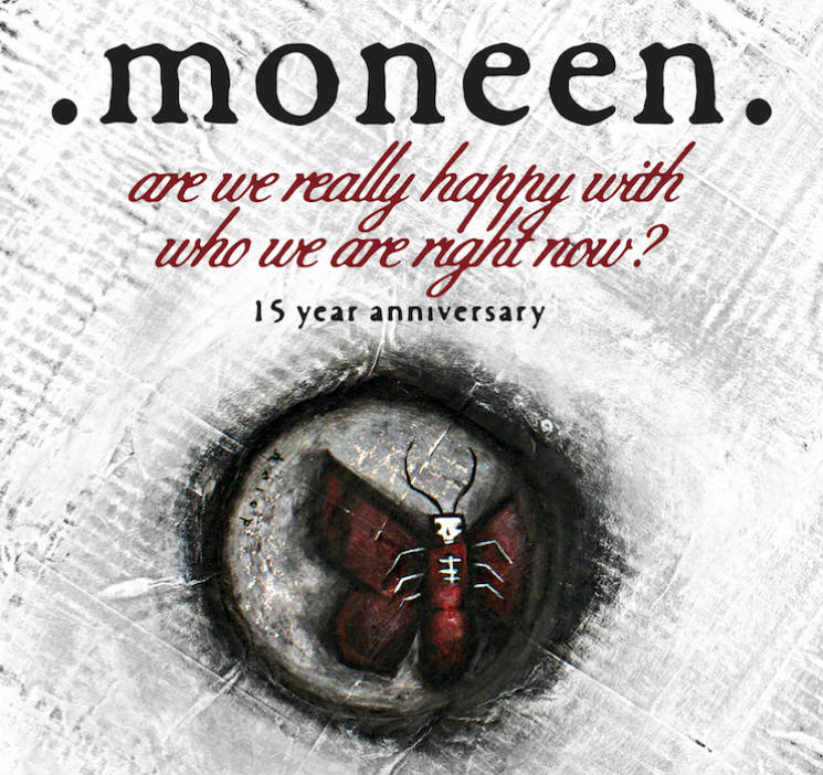 Moneen's Kenny Bridges Talks 15 Years of 'Are We Really Happy With Who We Are Right Now?'