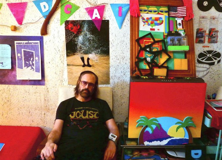 Jagjaguwar Shares Previously Unreleased Poem from Silver Jews' David Berman