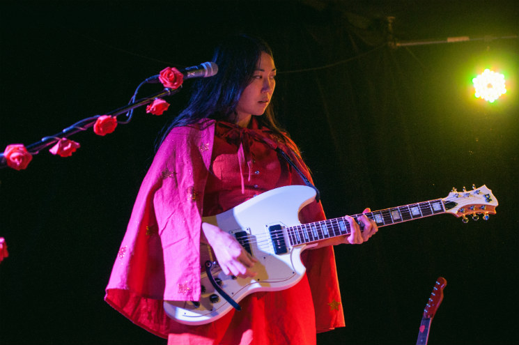 Sasami / Sen Morimoto Baby G, Toronto ON, April 25