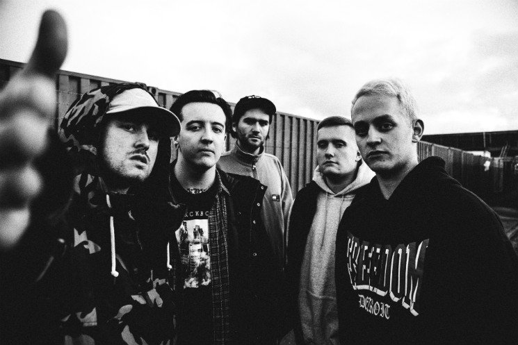 xServitudex Serve Vegan Straight Edge Metalcore 'As Extreme As Possible' on 'Bringing Your Hell'