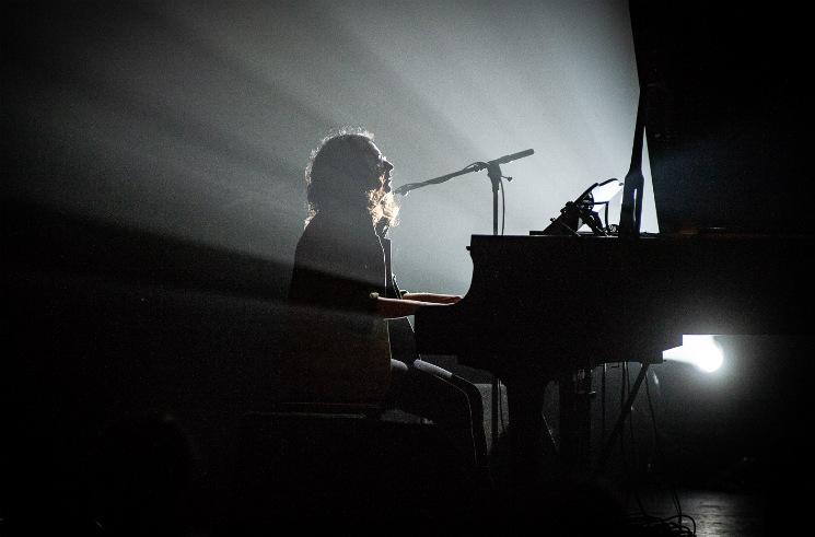 Alexandra Stréliski Festival de Musique Emergente, Rouyn-Noranda QC, September 2