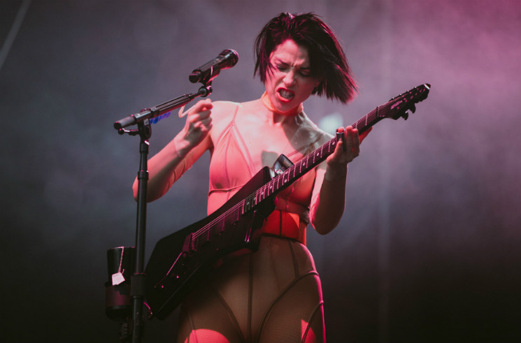 St. Vincent's New Album Is 'Locked and Loaded' for 2021