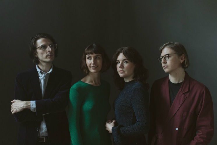 Tiny Ruins Transcend Folk, New Zealand and Time Itself on New Album 'Olympic Girls'