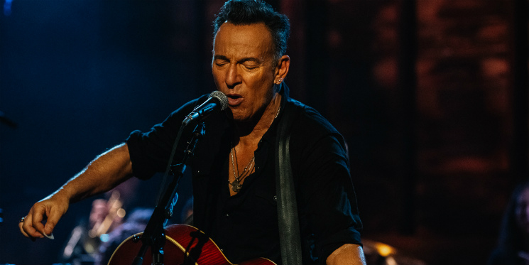 Bruce Springsteen's 'Western Stars' Doc Offers Beautiful Music and Corny Cowboy Schmaltz Directed by Thom Zimny and Bruce Springsteen